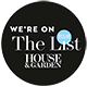 Were on the List - House and Garden